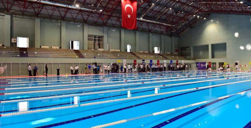 Lisanslı Yüzücülere Salonlarımızı Açıyoruz
