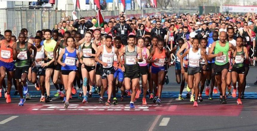Vodafone İstanbul Yarı Maratonu Koşulacak